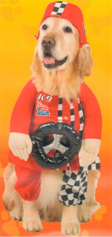 K-9 Race Team Pet Costume