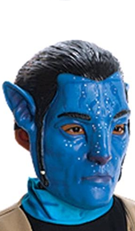 Avatar Jake Sully 3/4 Child Mask (Avatar Masks)
