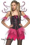 Dark Pixie Junior Costume