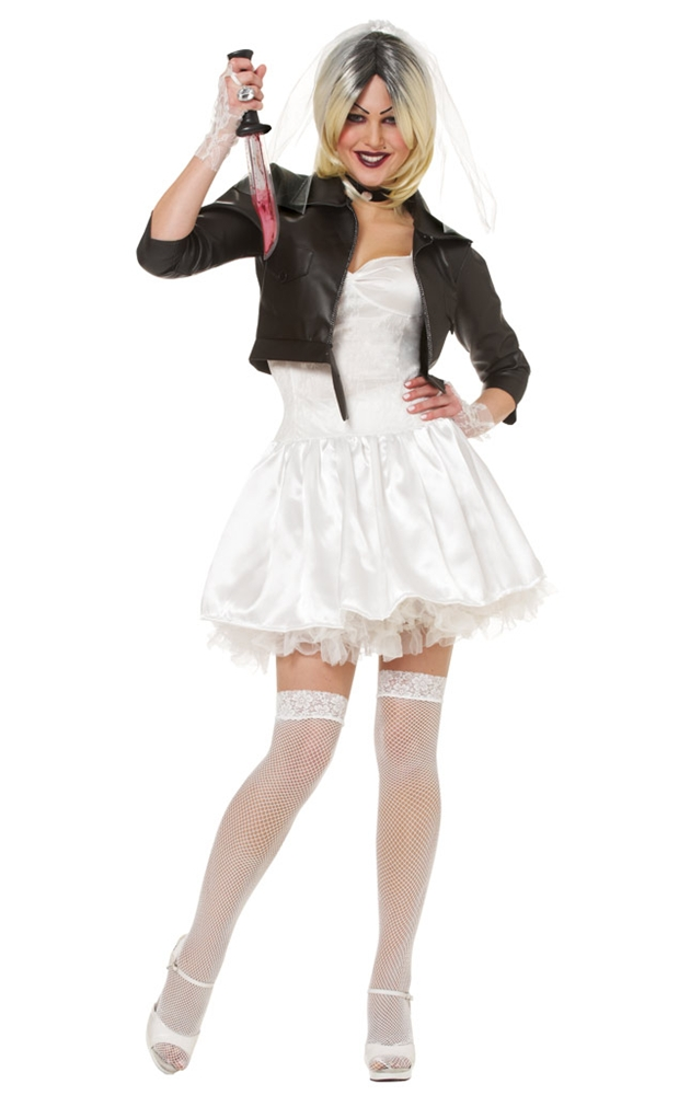 Bride of Chucky Tiffany Adult Womens Costume by Franco-American
