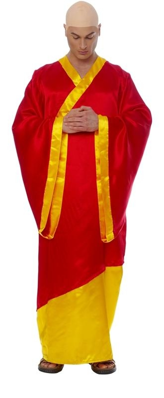 Buddhist Adult Mens Costume