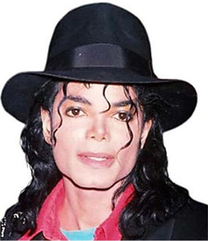Michael Jackson Fedora Adult Hat