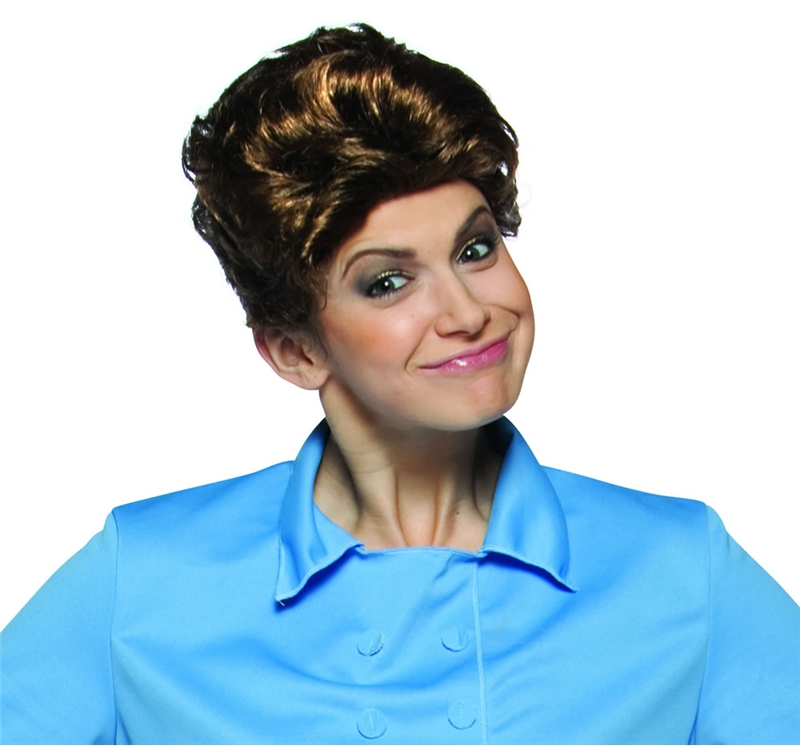 Brady Bunch Alice Wig
