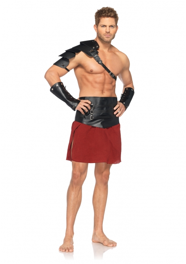 Warrior Adult Mens Costume