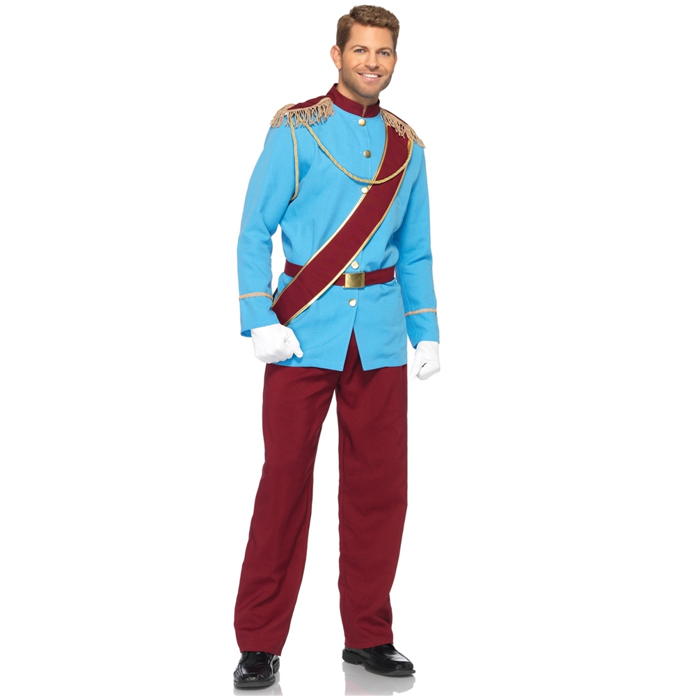 Prince Charming Adult Mens Costume