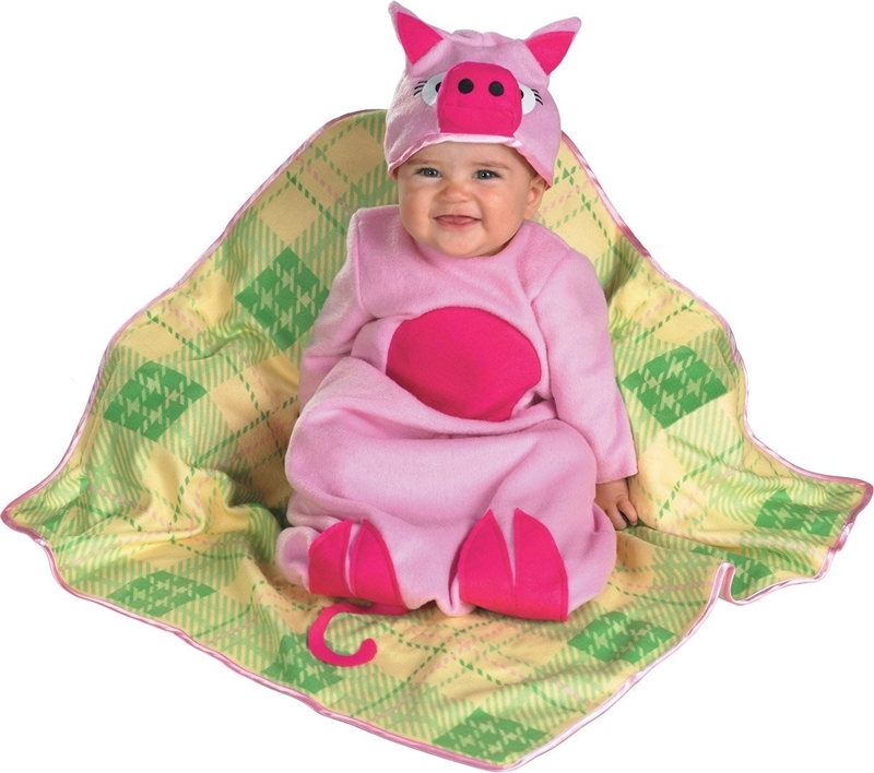 Piggy In A Blanket Costume