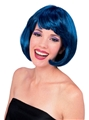 Super-Model-Blue-Wig