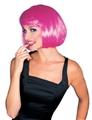 Super-Model-Hot-Pink-Wig