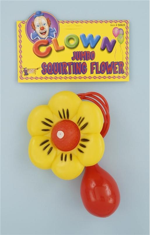Jumbo Squirt Flower
