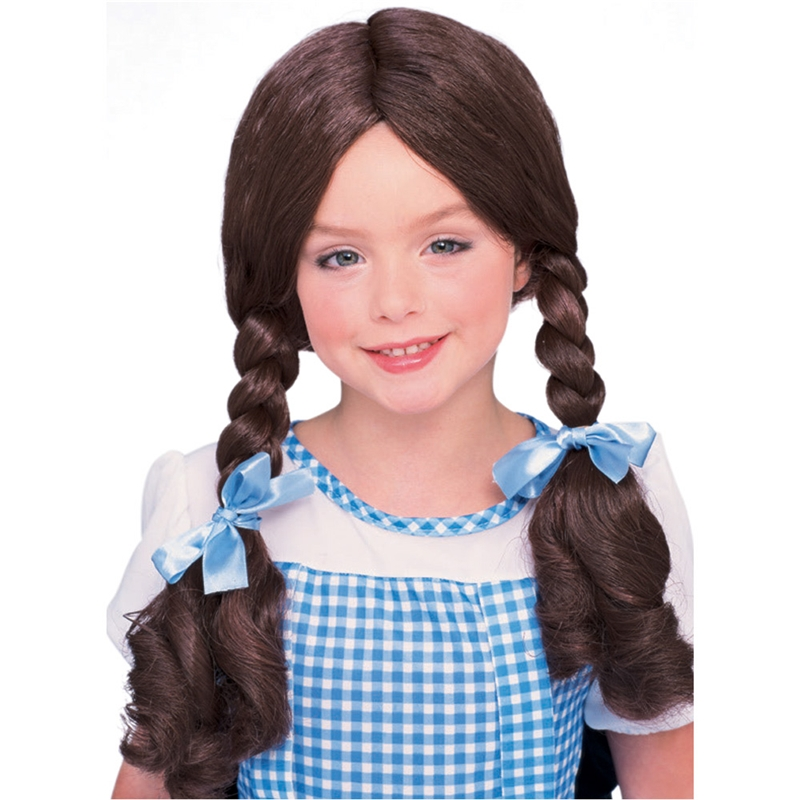 Wizard Of Oz Dorothy Child Wig