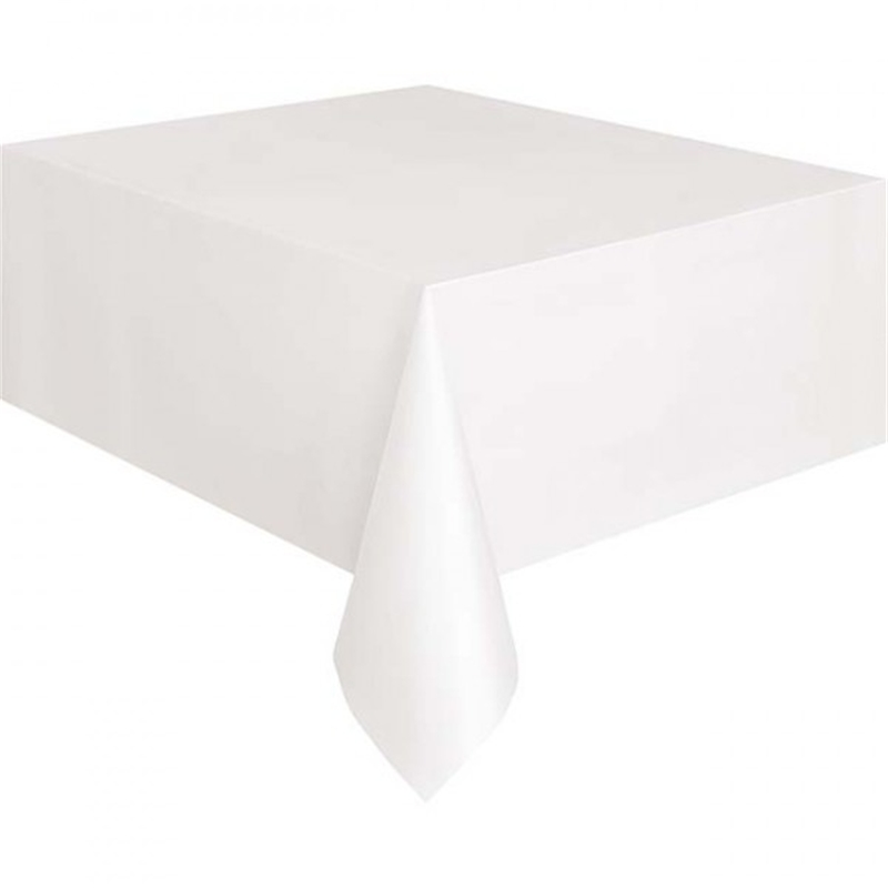 Bright White Tablecover