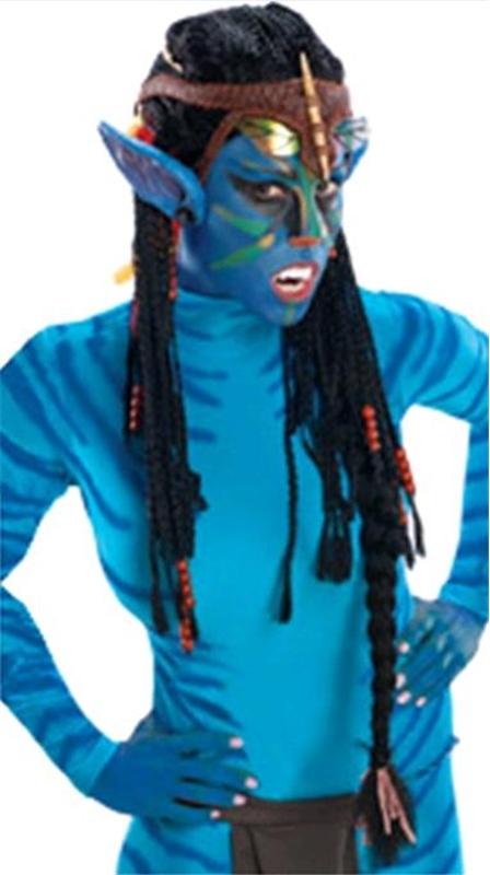 Купить Avatar Deluxe Neytiri Wig With Ears