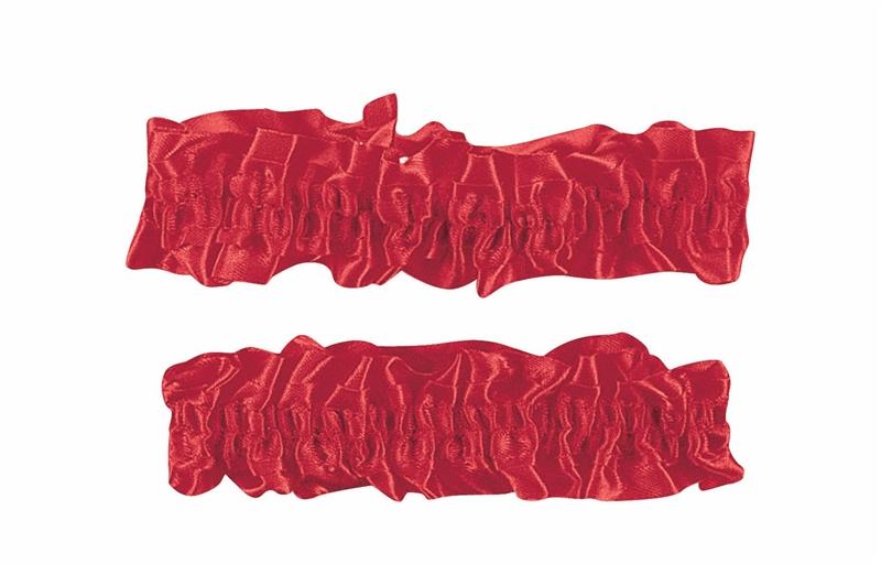 Garter Arm Band Red