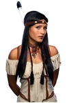 Indian-Lady-Wig
