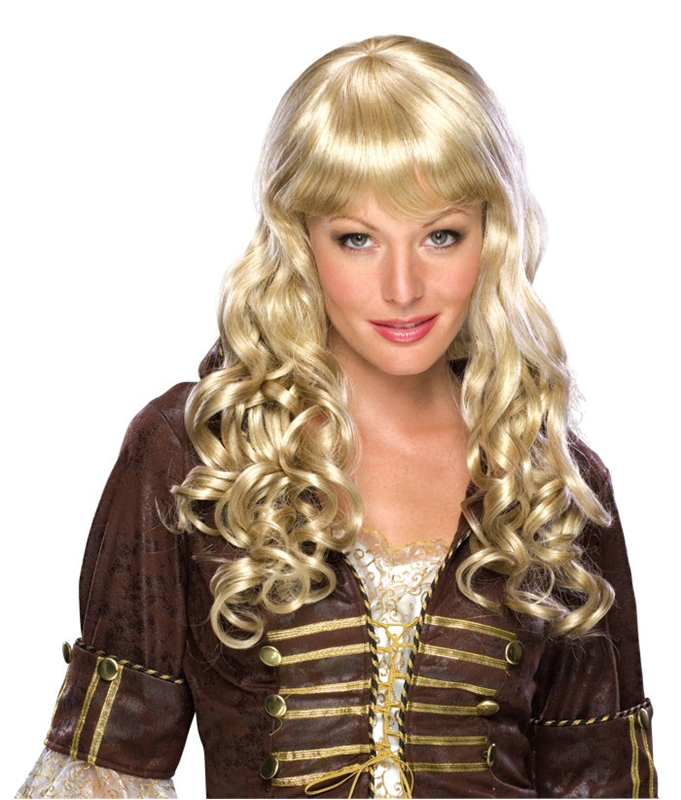 Mixed Blonde Elise Adult Wig
