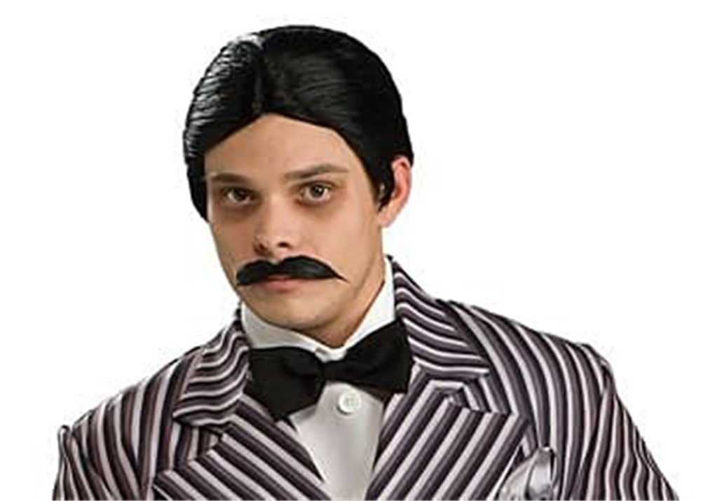 Gomez Wig & Moustache