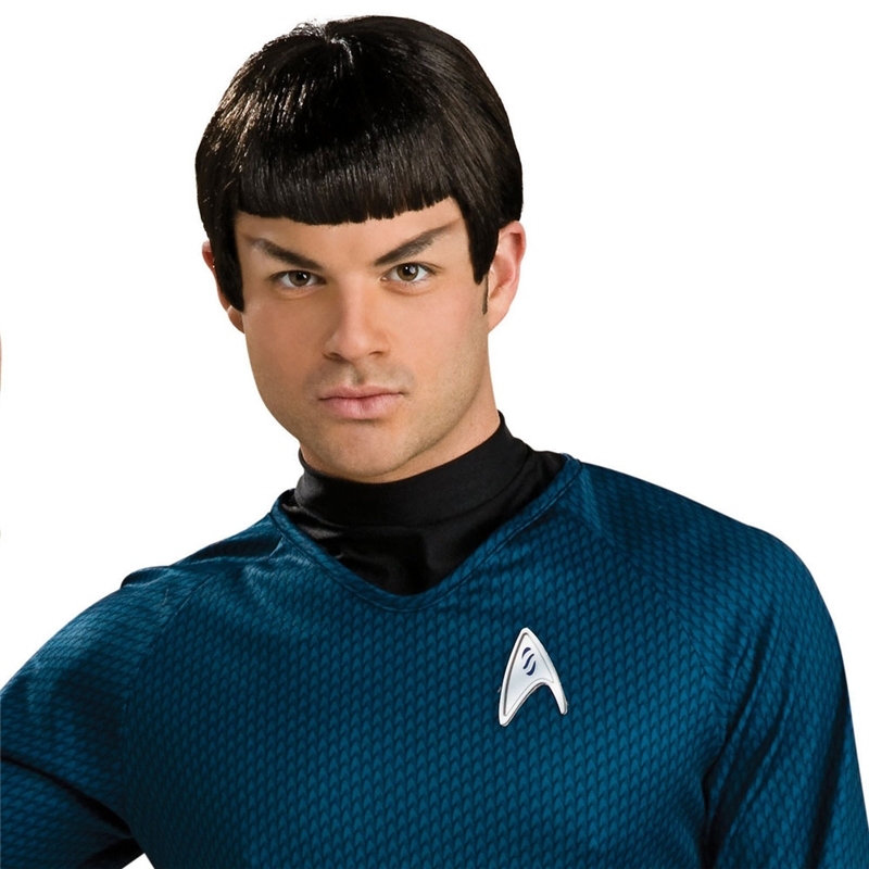 Star Trek Spock Adult Men's Wig