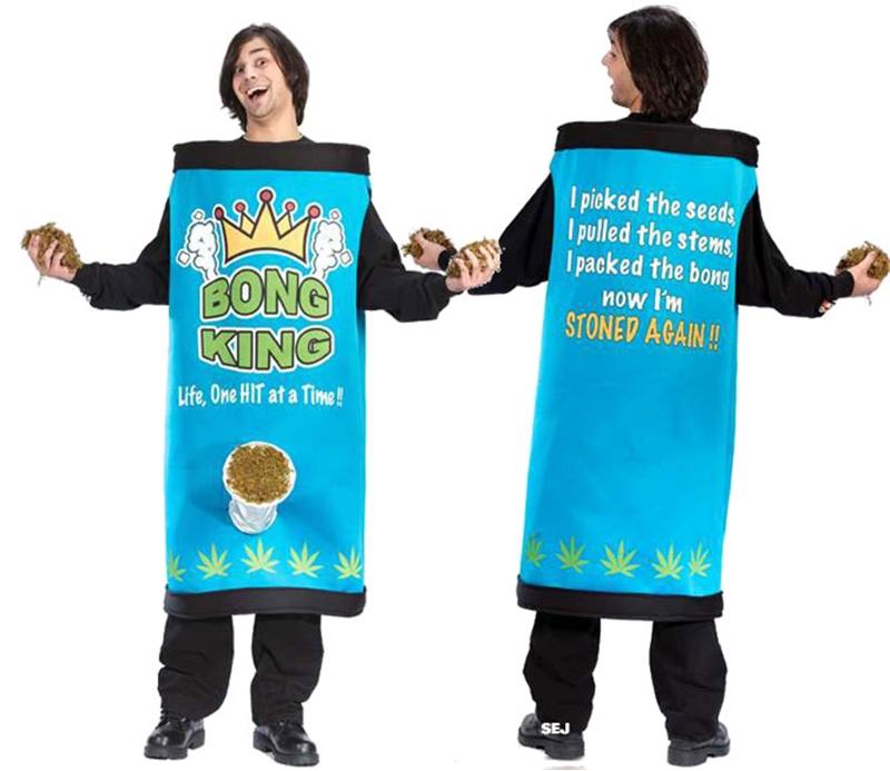 Bong King Costume