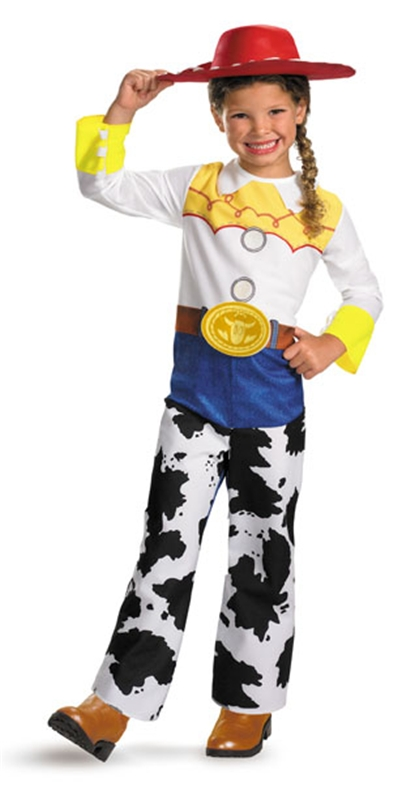 Toy Story And Beyond! Jessie Classic Child Costume