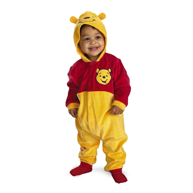 Winnie The Pooh Infant Costume by Disguise