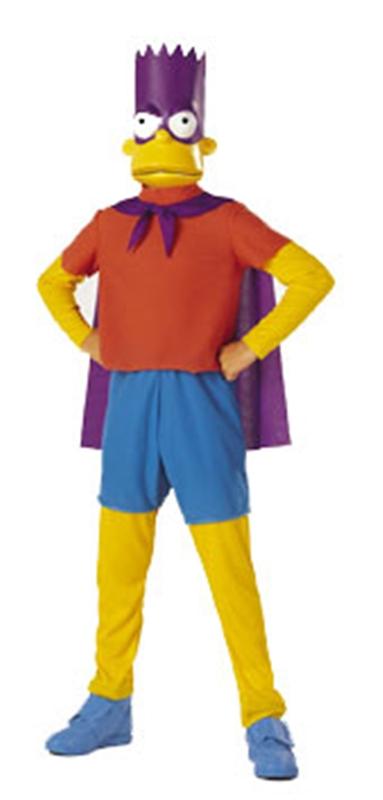 The Simpsons Bartman Child Costume  sc 1 st  Trendy Halloween & The Simpsons Costumes | TrendyHalloween.com