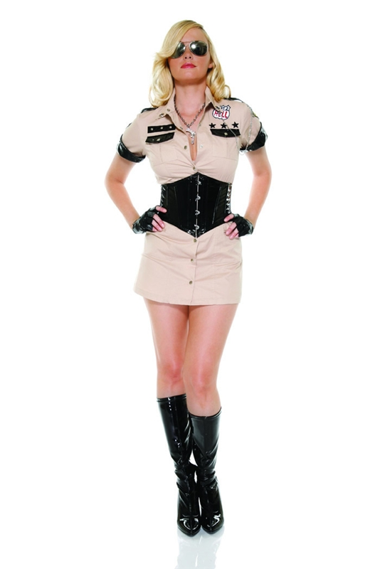 Roadside Honey Adult Womens Costume