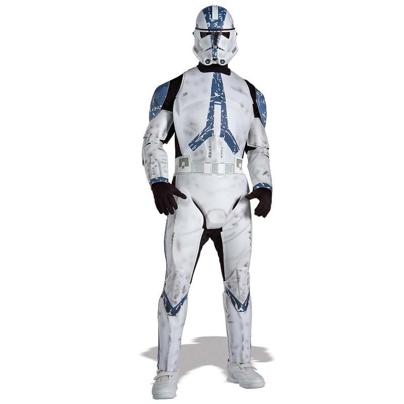 Star Wars Clone Trooper Adult Costume by Rubies
