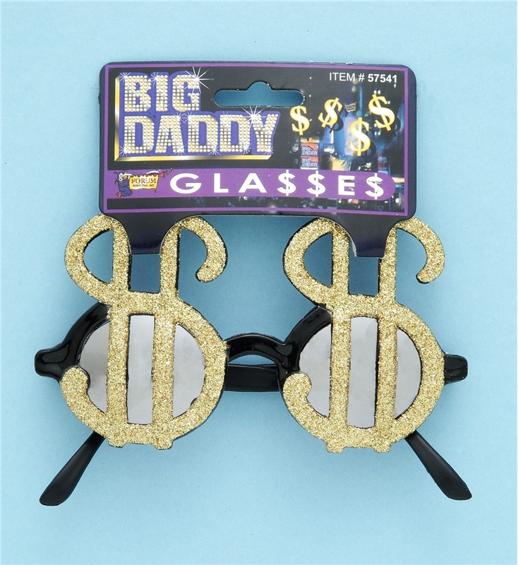 Dollar Jumbo Glasses
