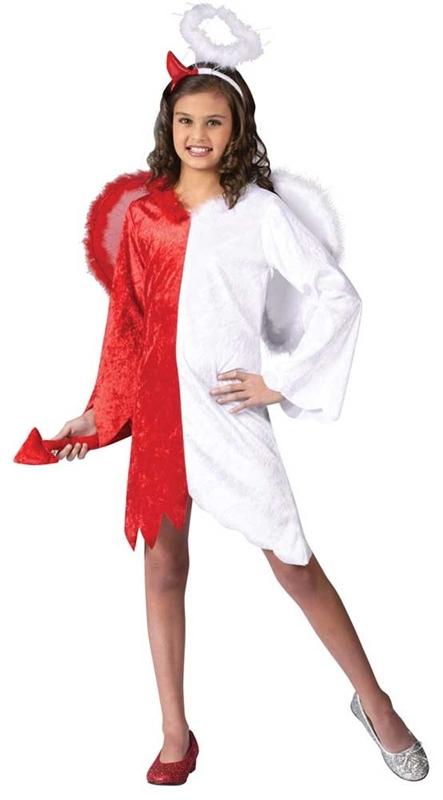 Devil Angel Child Costume by Fun World