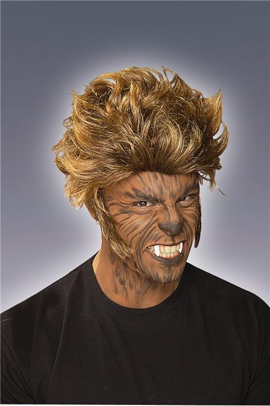 Werewolf Adult Wig