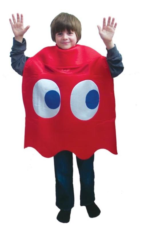 Купить Pac-Man Blinky Deluxe Child Costume