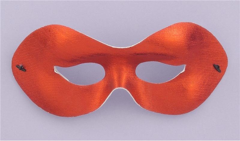 Red Eye Mask by Forum Novelties