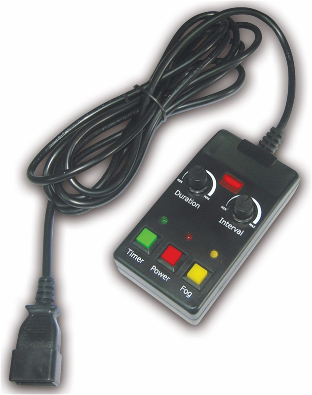 Fog Machine Remote Control with Timer