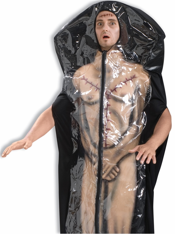 Body Bag Adult Costume