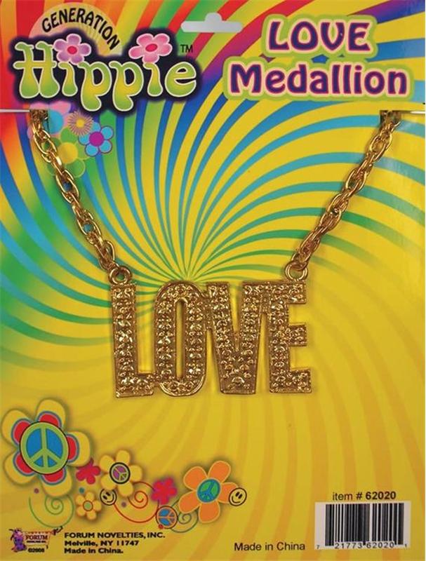 Love Medallion Necklace
