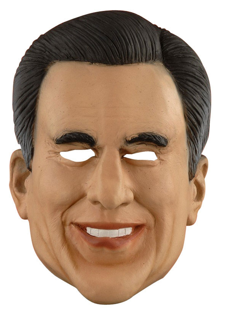 Politically Incorrect Mitt Romney Mask