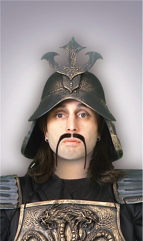 Warrior Moustache