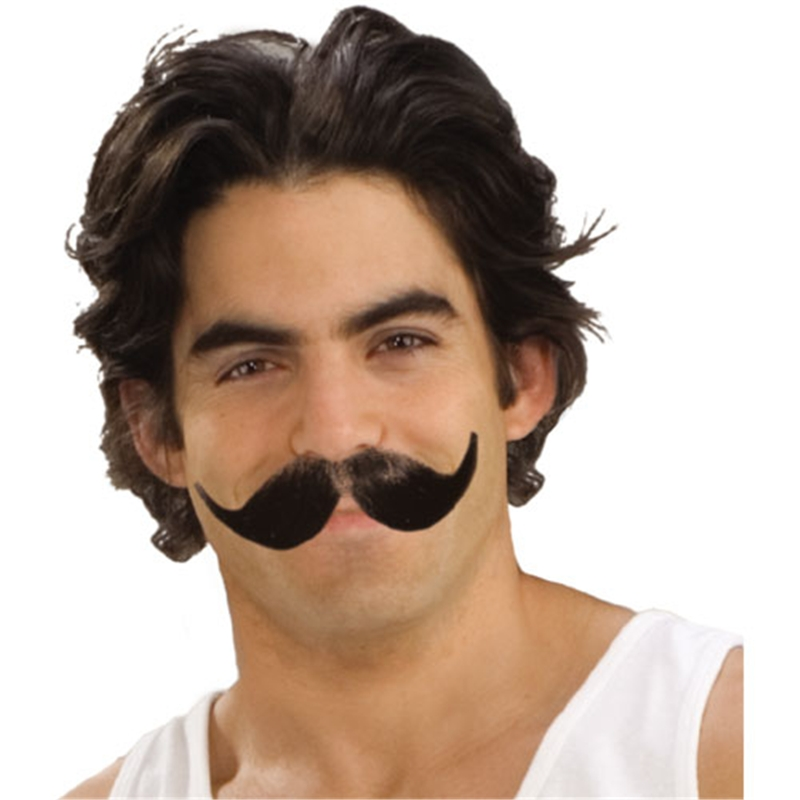 Full Winged Victorian Moustache