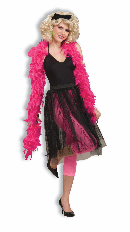 sc 1 st  Trendy Halloween & 80s Pop Music Star Adult Skirt
