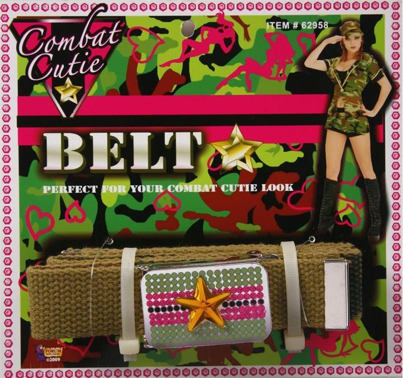 Combat Cutie Belt