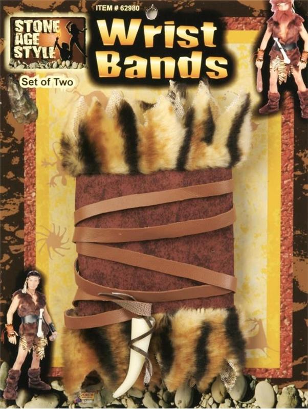 Stone Age Wrist Bands