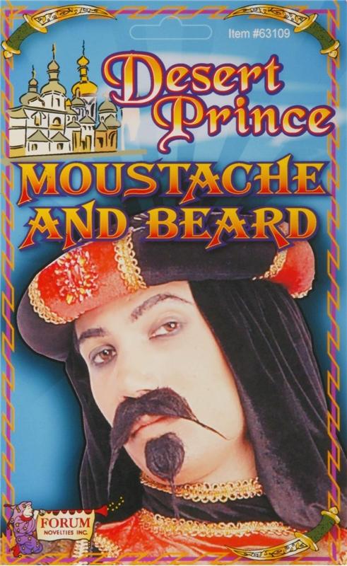 Купить Desert Prince Moustache and Beard