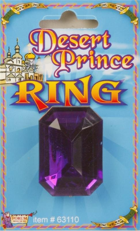 Desert Prince Ring