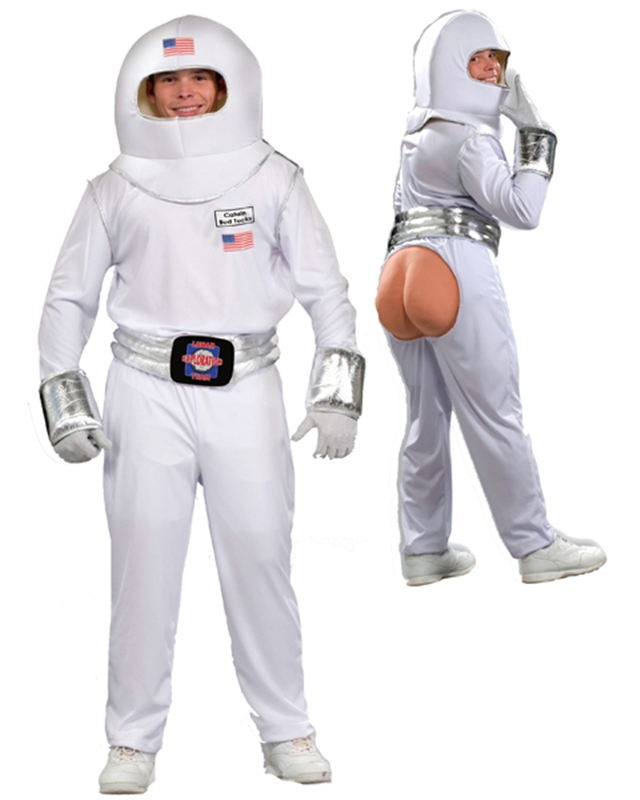 Moon Man Adult Mens Costume