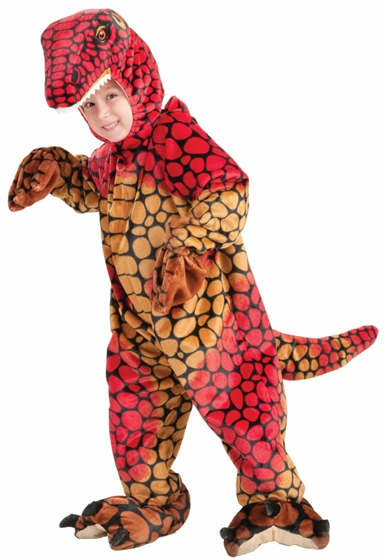 Plush Raptor Child & Toddler Costume