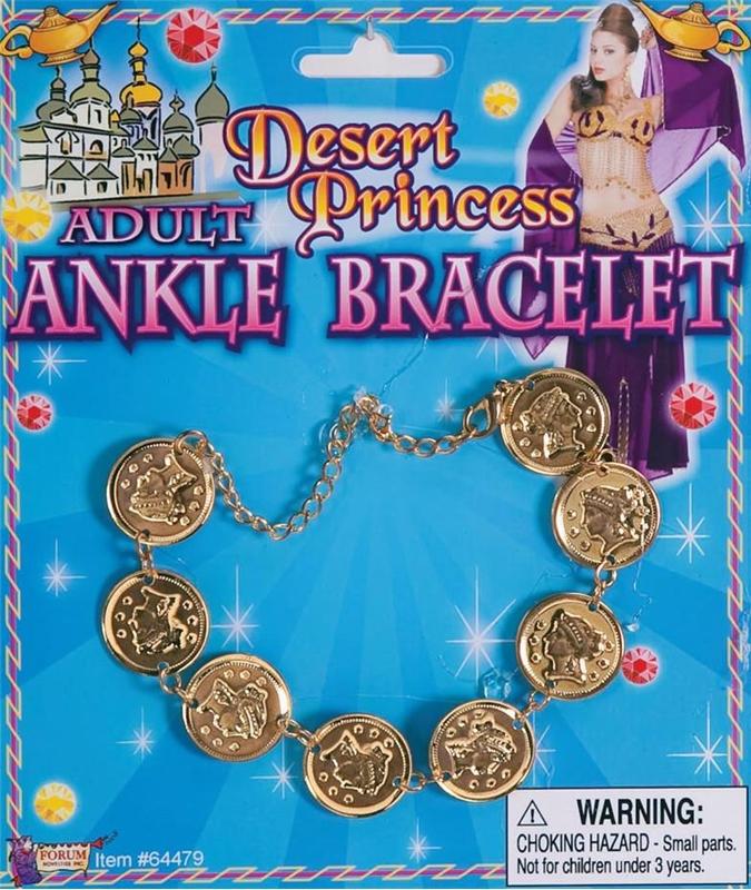 Desert Princess Ankle Bracelet