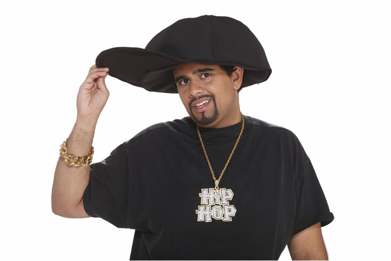 Jumbo Hip Hop Adult Hat