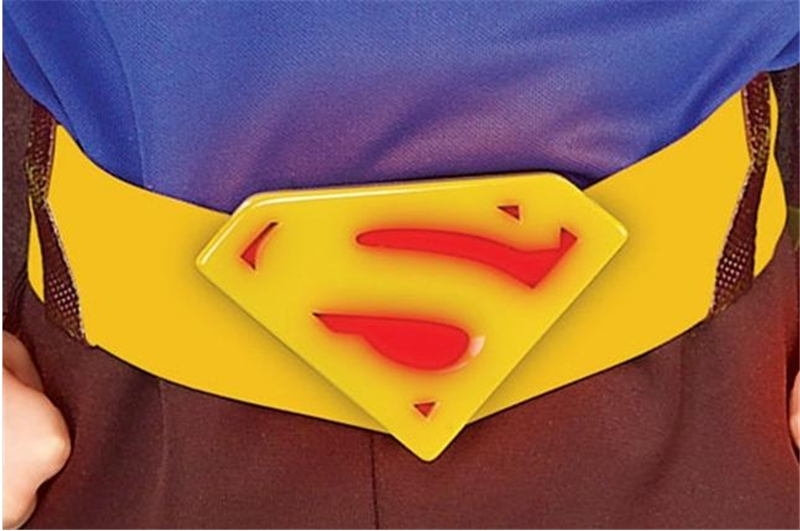 Superman Child Belt by Rubies