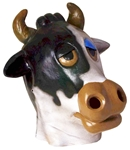 Deluxe-Latex-Cow-Adult-Mask