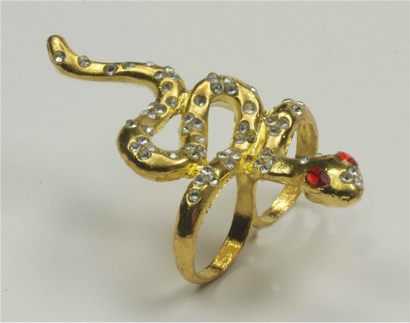 Two Finger Snake Ring by Forum Novelties